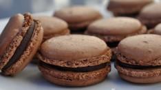 Çikolatalı makaron tarifi
