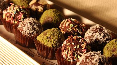 Çikolatalı Trüf Tarifi