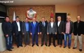 Balgöç Genel Başkanı Ziyarete Geldi