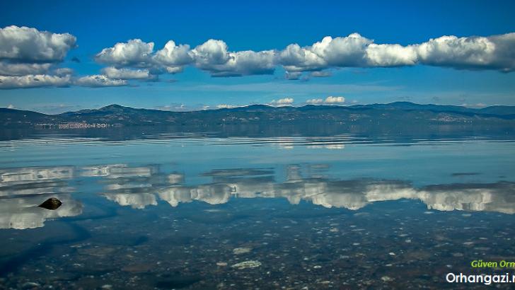 İznik Gölü Genel Bilgiler