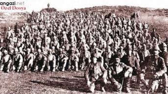 Orhangazi'nin Çanakkale Şehitleri