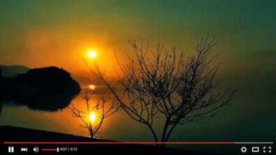 İznik Gölü Videosu