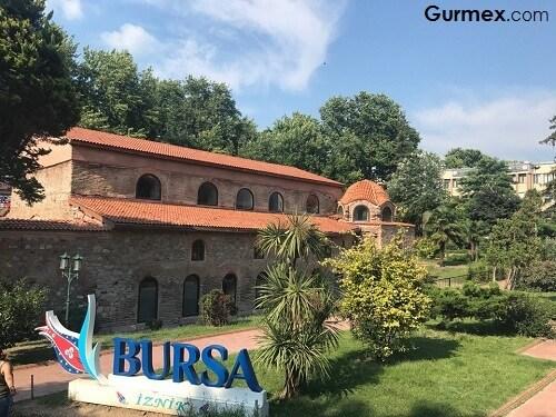 İznik Tarihi genel bilgi,Ayasofya cami müzesi