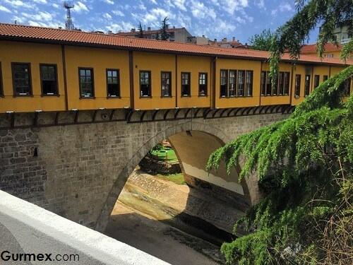 Bursa Tarihi Mekanlar Irgandı Köprüsü