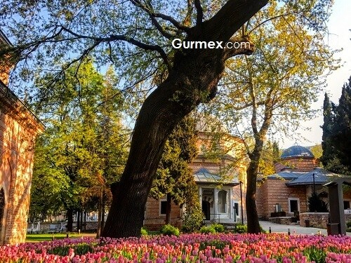 Bursa Tarihi Mekanlar Muradiye Külliyesi