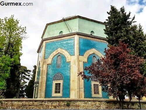 Bursa Tarihi Mekanlar Yeşil Türbe