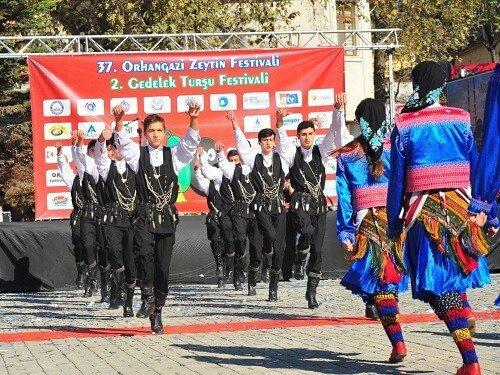 Bursa Festivalleri ve panayırlar