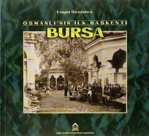 Bursa ile ilgili kitaplar Osmanlı