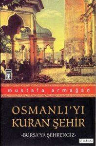 Bursa ile ilgili kitaplar osmanlı tarihi
