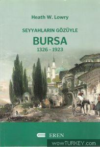 Bursa ile ilgili kitaplar gezi rehberi